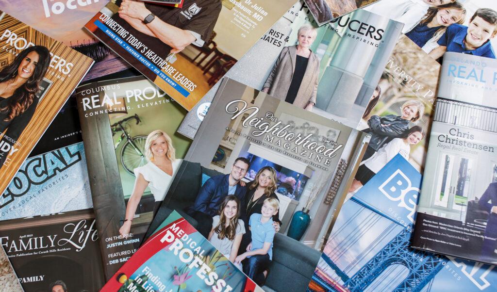 N2 magazine covers