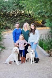 Matt Dallas and Family